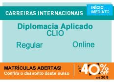 Diplomacia Aplicado | CLIO | On-line