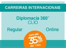 Diplomacia 360º | CLIO | On-line