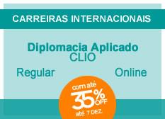 Diplomacia Aplicado | CLIO | Noite | On-line