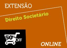 Direito Societário | Extensão | On-line