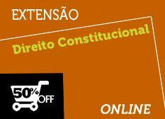 Direito Constitucional | Extensão | Online