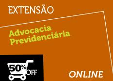 Advocacia Previdenciária | Extensão | Online