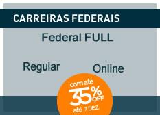 Federal Full  | Ênfase | Completo | Regular | Online