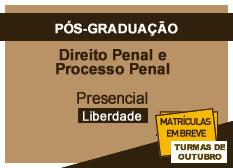 Direito Penal e Processo Penal  | Paulista