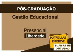 Gestão Educacional | Liberdade