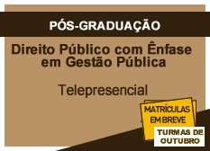 Direito Público com Ênfase em Gestão Pública