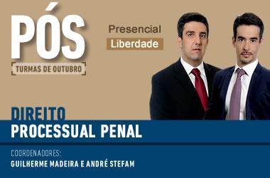 Direito Processual Penal | Liberdade