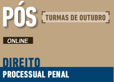 Direito Processual Penal | Online