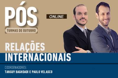 Relações Internacionais   Online