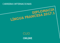 Diplomacia Língua Francesa 2017.1 | CLIO | Online