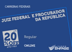 Juiz Federal e Procurador da República | Ênfase | Online