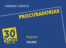Procuradorias | Regular | Online