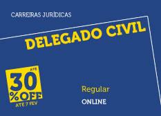 Delegado Civil | Regular | Online