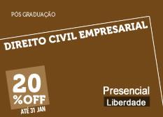 Direito Civil e Empresarial  | Liberdade