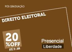 Direito Eleitoral | Liberdade