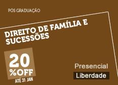 Direito de Família e Sucessões | Liberdade