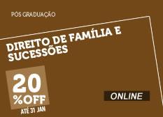 Direito de Família e Sucessões | Online