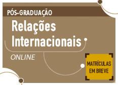Relações Internacionais | Clio Internacional | On-line